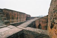 Nalanda in India is an ancient ruined city.